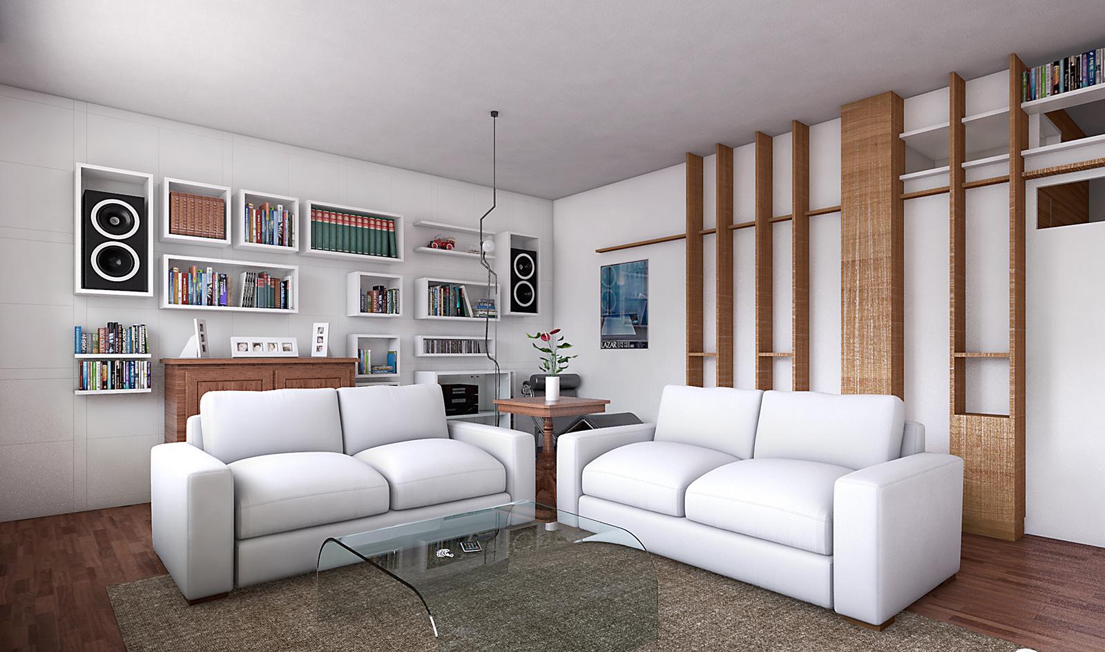 Studio architettura firenze soggiorno for Soggiorno studio