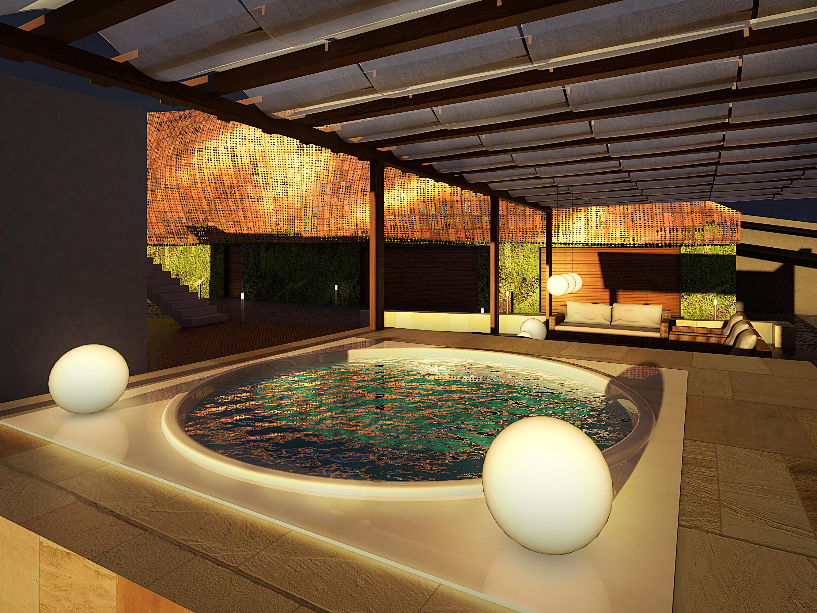 Studio architettura firenze contest di progettazione per for Piani di progettazione di una villa